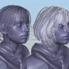 これは素晴らしい!!Blender用髪の毛作成アドオン「Hair Tool for Blender」が最高にリアル!!