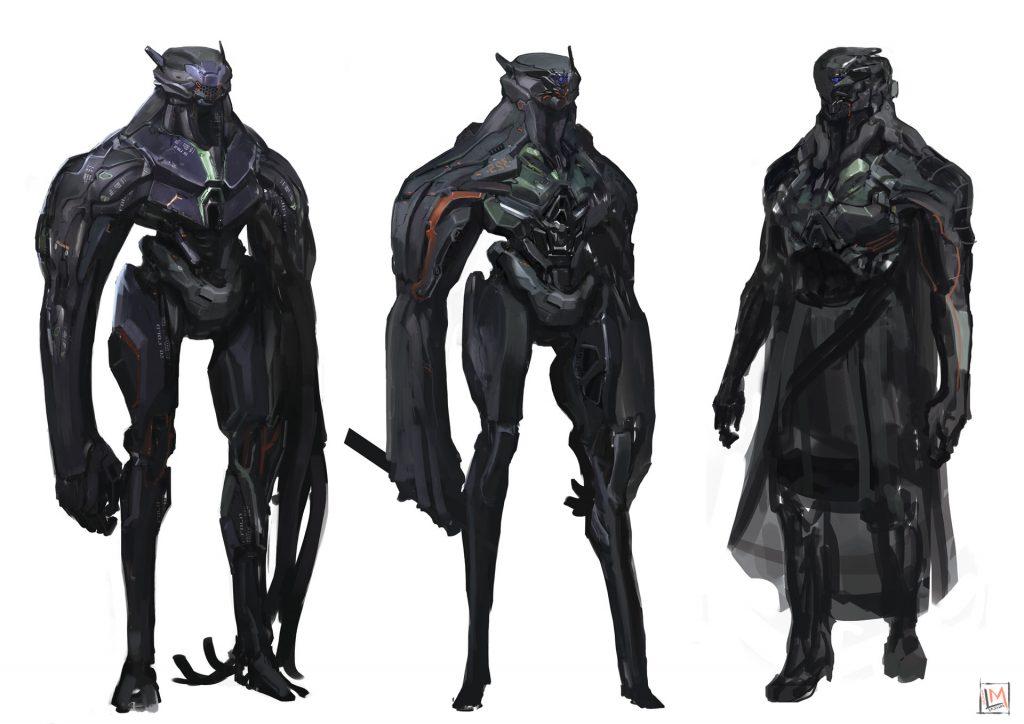 robots bats
