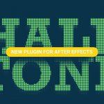 トーン最高!!After Effects用トーン系プラグイン「Halftone」が素晴らしい!!