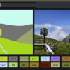 NVIDIAが発表したラフスケッチを速攻で高品質な写真へと変換する技術「GauGAN」が未来過ぎる!!